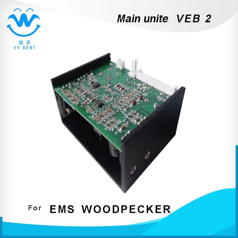 1 set VEB 2, MAIN UNIT fit EMS, WOODPECKER,FOR REPAIR SCALER EQUIPMENT