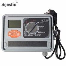 11 станция сад автоматический оросительный контроллер воды таймер полива системы с ЕС стандартный внутренний трансформатор#10469