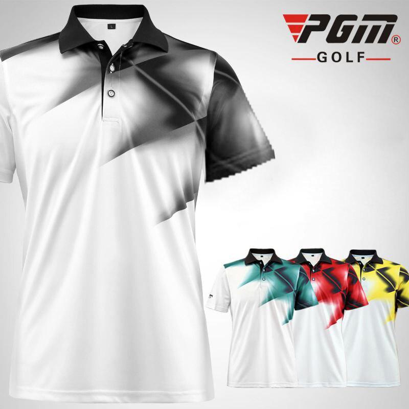 ad7b032728fa0 PGM Outdoor Sportwear Summer Quick Dry Golf T-shirts Training ...