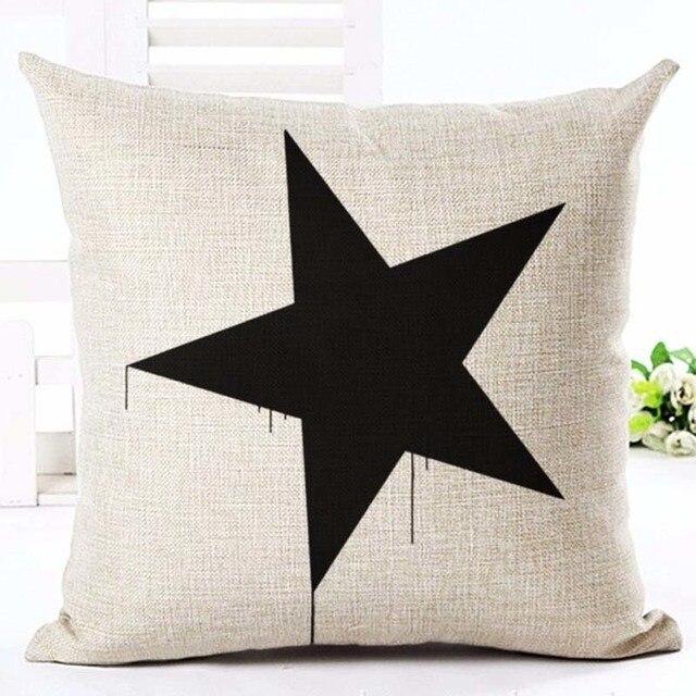 Home Linen Pillowcase Size: 45cm WT0057 Color: 16