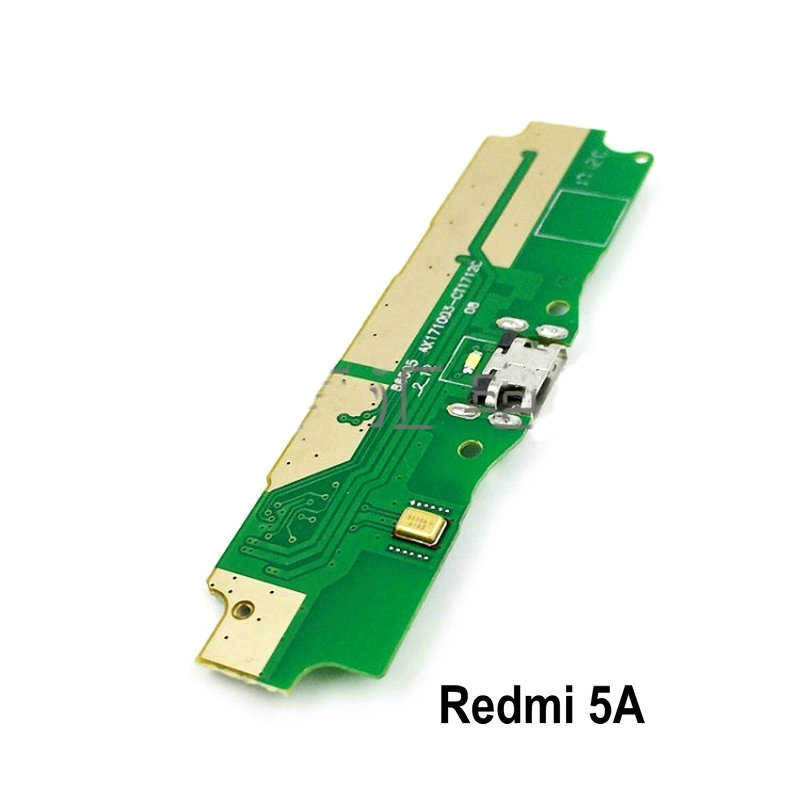 For Xiaomi Redmi 5A USB Charging Charger Port Dock Connector Flex Cable With Microphone