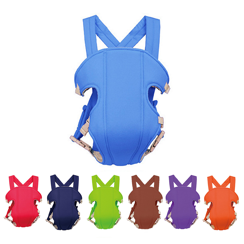 Breathable Sling For Newborns 2-30 Months Adjustable Baby Wrap Kangaroo Baby Carrier Backpack Hip Seat Kids Soft Sling Carriers