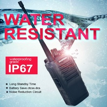 communication Radio Waterproof Transceiver