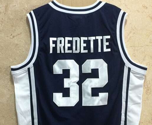 440d706ea Jimmer Fredette Brigham Young Cougars BYU College Basketball Jersey ...