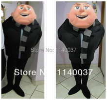 mascot man Mascot Costume Adult Size Christmas Halloween Party Cartoon Character Mascotte Outfit Suit