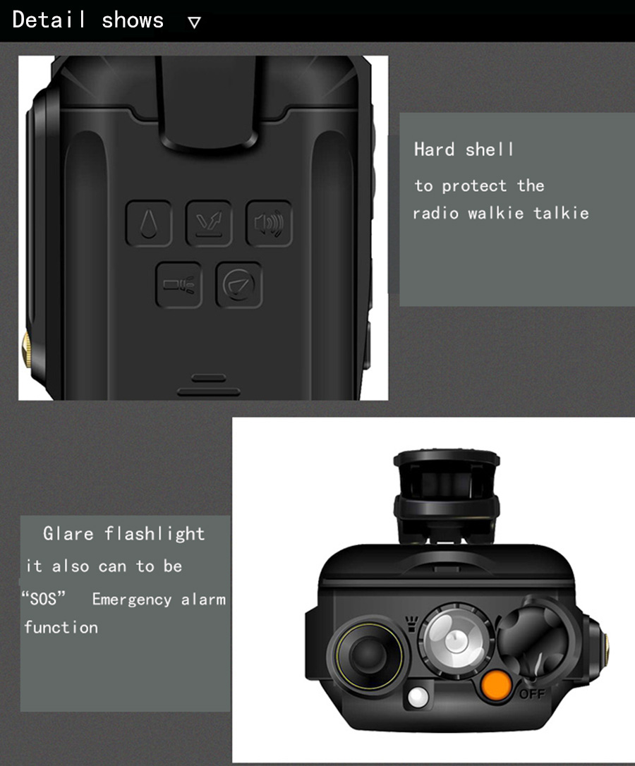 Baofeng UV-9R Plus Handheld Walkie Talkie 8W 2800mAh Dual Band IP67 Waterproof Two Way Radio hf Transceiver UV 9R camping (16)