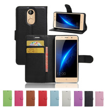 Leagoo M5 Case 5.0 inch Luxury PU Leather Back Cover Case For Leagoo M5 Case Flip Protective Phone Bag