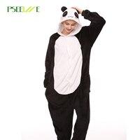 Women Pajama Flannel Panda Unicorn Cartoon Cosplay Adult Onesie For Adults Animal Pajamas Adult Unicorn Pajamas