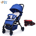 2016 Bair European Folding Baby Carriage Buggy Portable Baby Stroller Ultra Light Travel Cart Baby Prams Stroller for Newborns