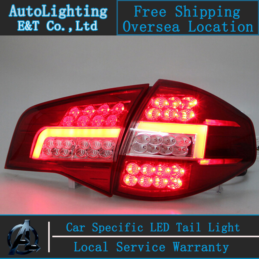 Car Styling For Renault Koleos tail lights 2012-2014 Koleos led tail lamp led rear trunk lamp cover drl+signal+brake+reverse special car trunk mats for toyota all models corolla camry rav4 auris prius yalis avensis 2014 accessories car styling auto