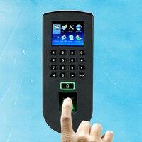Отпечатков пальцев Контроля Доступа с Выпуска в 125 году кГц rfid Карты Система Управления Дверца F19 Отпечатков Пальцев Контроллер Доступа