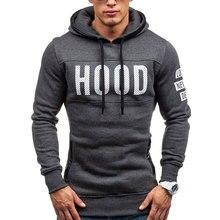 2017 neue Ankunft herren pullover Hochwertige Marke Design Sport Männer Sweatshirt Männliche Mit Kapuze Hoodies Gedruckt Pullover Hoody