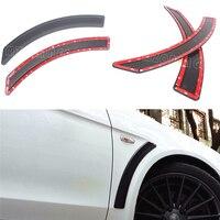 New 2 Cái Car-Styling Đối Với Mitsubishi Lancer EX V3 V5 V6 2009 2010 2011 2012 2013 2014 Fender vent trang trí Evo CJ ES Sticker