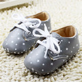 Cool Baby moccasins Toddler Unisex PU Soft Sole antislip Silver star Kids boy Girl infant Shoe First Walkers prewalker sneakers