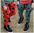 SL-121, Autumn children girls boys pants, sport trousers, casual pants, star