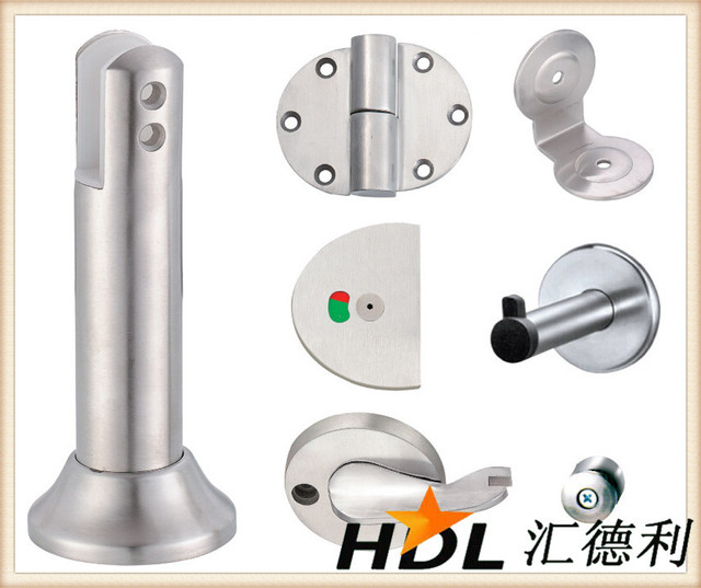 guangzhou hardware bathroom partitions and toilet cubicle partition accessories - Bathroom Partitions Hardware