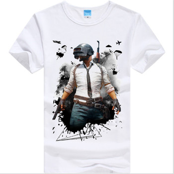PUBG/PLAYER UNKNOWN'S BATTLEGROUNDS t shirt game fans gift boy friend gift short sleeve PUBG T SHIRTS hot game concept tee