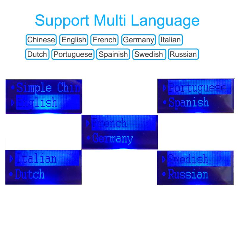 E3181 Multi Language Bluetooth CAR kIT