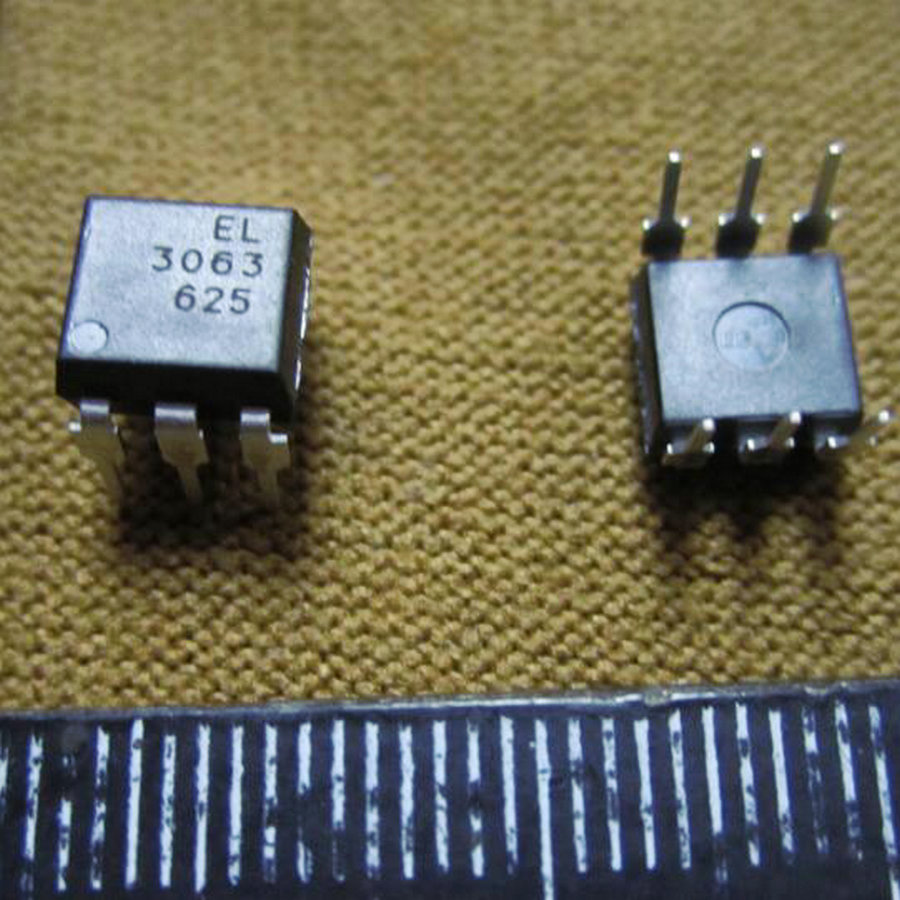 10pcs New Original Dip 6 El3063 Optical Coupling And Control The Thyristor Breadboard Circuit Drive Trigger Electronics20220 In Integrated Circuits From Electronic Components