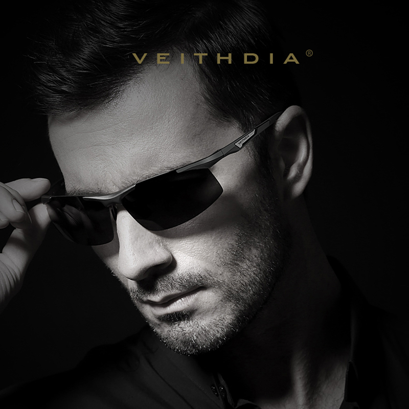0de2b3c6b6 VEITHDIA Aluminum Magnesium Men s Sunglasses Polarized Men Coating Mirror  Glasses oculos Male Eyewear Accessories For Men 6562. Sale! 🔍.  70.65   31.08