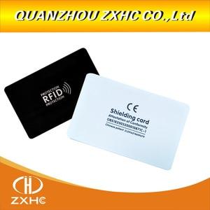Image 4 - Carte antivol RFID, NFC, 1 pièce/lot, Module de protection anti vol, carte de blocage, cadeau
