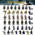 Susengo awat counter-strike militar ejército bloques de construcción de ladrillo juguetes educativos brinquedos