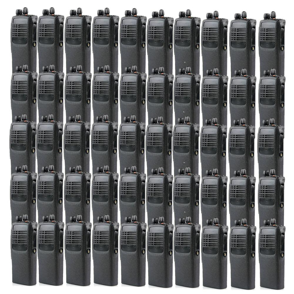 50pcs Complete Radio Service Parts/Radio Case Refurb Case Kit For Motorola GP328