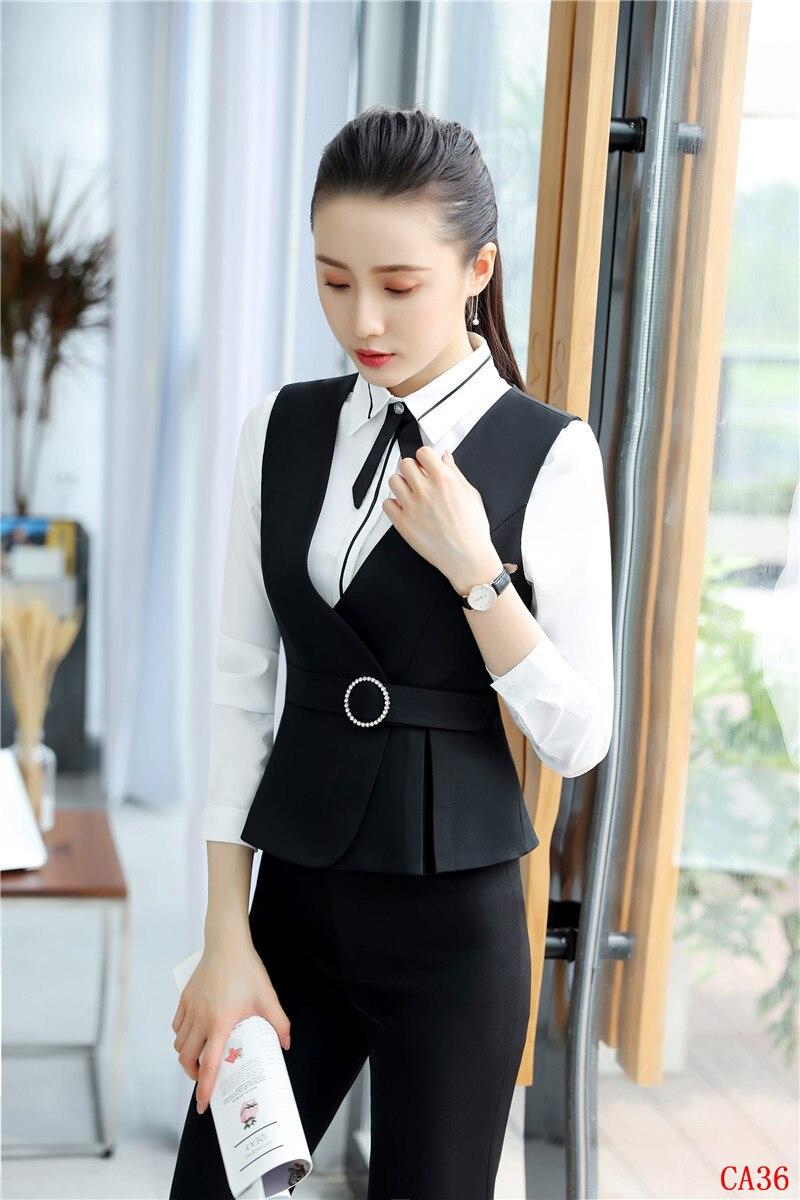 Vestidos formales de oficina 2019
