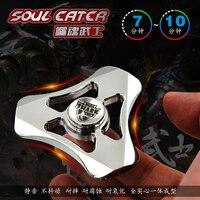 Magic Shark Fidget Spinner Metal Hand Spinner Stainless Steel 304 Top Spinner Toys EDC Fidget Toys