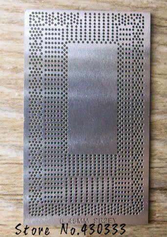 Direct heating Stencil for SR2EU I3-6100U SR2EY I5-6200U SR2EZ I7-6500U  SR2JC I5-6260U SR2NS I7-6498DU