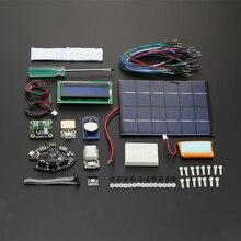 Arduino интеллектуальная Метеостанция комплект arduino development kit Обнаружение воздуха DIY kit