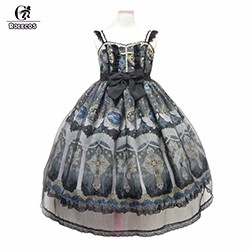 2015-New-Fashion-Cotton-Japanese-Sweet-Princess-Lolita-Dresses-for-Adults-Black-Purple-Blue-4-Colors
