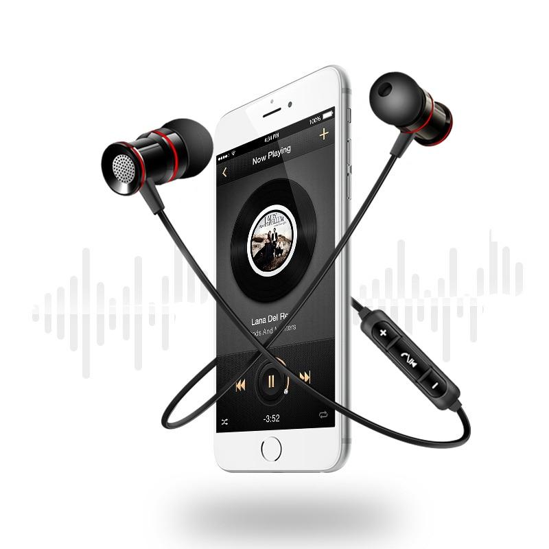 REZ BM9 Bluetooth 4.2 Earphone Wireless Headphones
