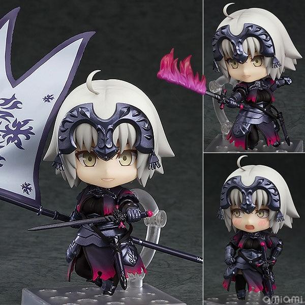 Anime Fate Grand Order Avenger Jeanne d'Arc Alter 766 Nendoroid Mini Action Figure