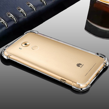 xinwen luxury shockproof tpu protector back coque,cover,case for huawe