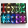 2017 2018 P10 SMD RGB 3in1 indoor 3528 LED module 16x32 pixels 320mm x 160mm