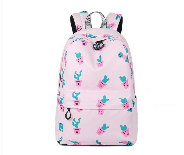 7e8a7ca9a21 Waterproof Lightweight Stylish School Backpack Daypack for Teenager Women  15.6