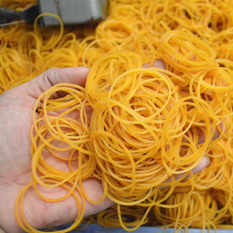 Impartial 1000pcs 3.8yellow Elastic Rubber Band Natural Rubber Ring Apron Latex Sealing Belay Packaging Resistance To High Temperature Elastic Bands Apparel Sewing & Fabric
