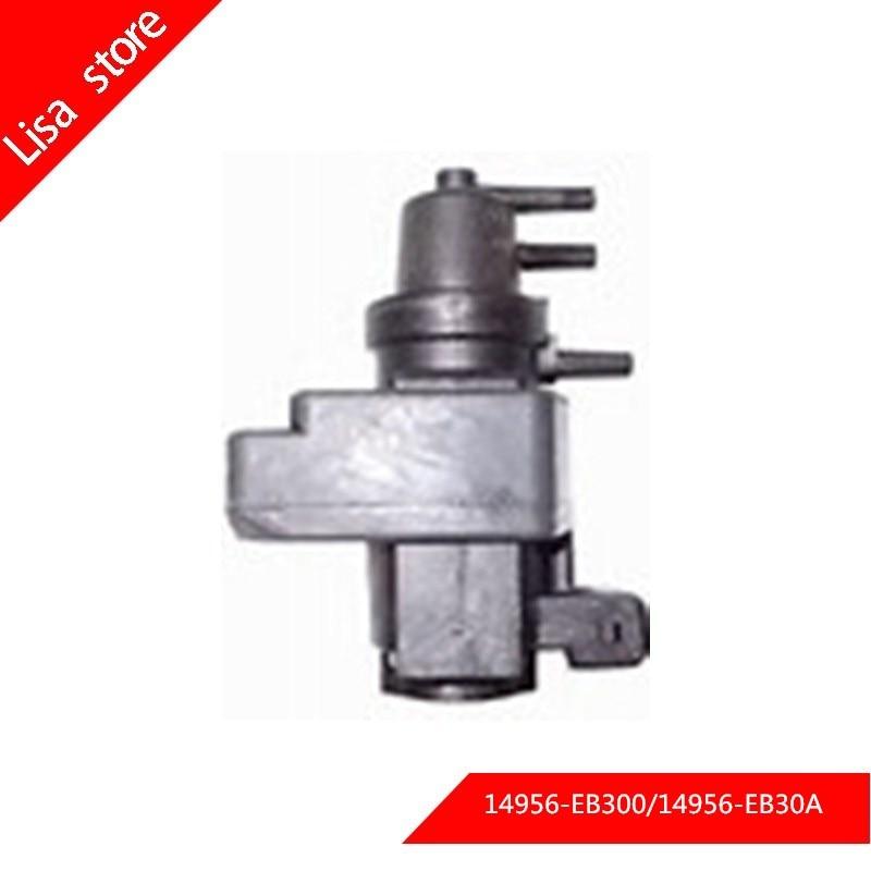 Turbo Pressure Solenoid Valve 14956EB70B For Pathfinder Navara 14956-EB300 14956-EB30A 14956-EB70B