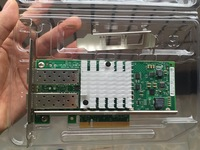 X520 DA2 10GBase PCI Express x8 82599ES Chip Dual Port Ethernet Network Adapter E10G42BTDA,SFP not included