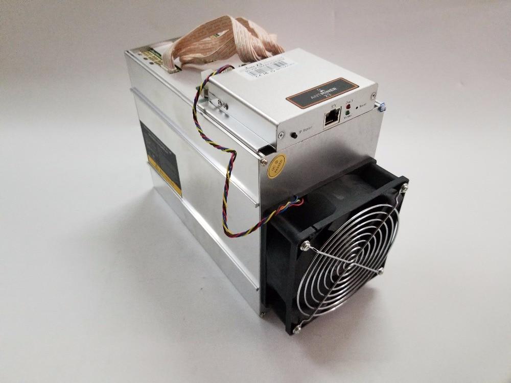 Le mineur Bitmain CrptoNight Antminer X3 220KH/S ASIC ETN XMC DERO BCN Miner mieux que Antminer S9 S11 S15 Z9 Z11 S17 B7