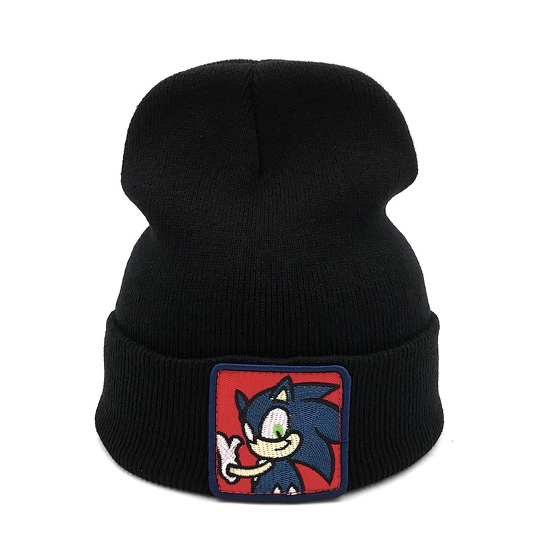 animation-sonic-the-hedgehog-winter-beanies-for-men-embroidery-cap-warm-knitted-hat-for-women-skullies-bonnet-unisex-hip-hop
