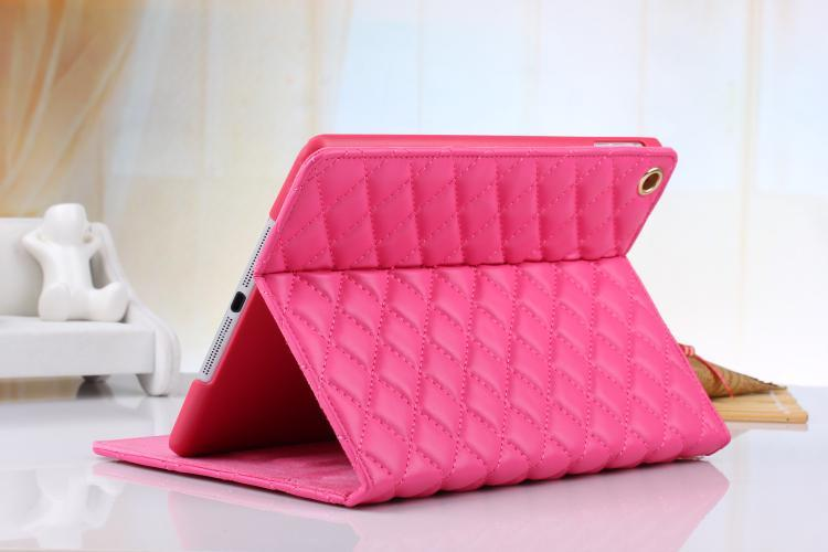 Stand Cover Case For Ipad Pro 9.7 Luxury Genuine Leather Case Protective Cover Stand Book Cases Fundas+Pen