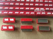 Original novo 100% 78k02 2 bits dialer interruptor espaçamento 2.54mm 16pin 2 canais