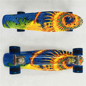 Image 2 - New 22 Inch Good Quality Street board Fish board Or banana board for skater  to Enjoy the skateboarding With Mini rocket board