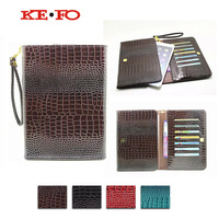 For Alcatel Onetouch Pixi 3 3G Wallet Crocodile PU Leather Case Cover Universal 8 Inch Tablet