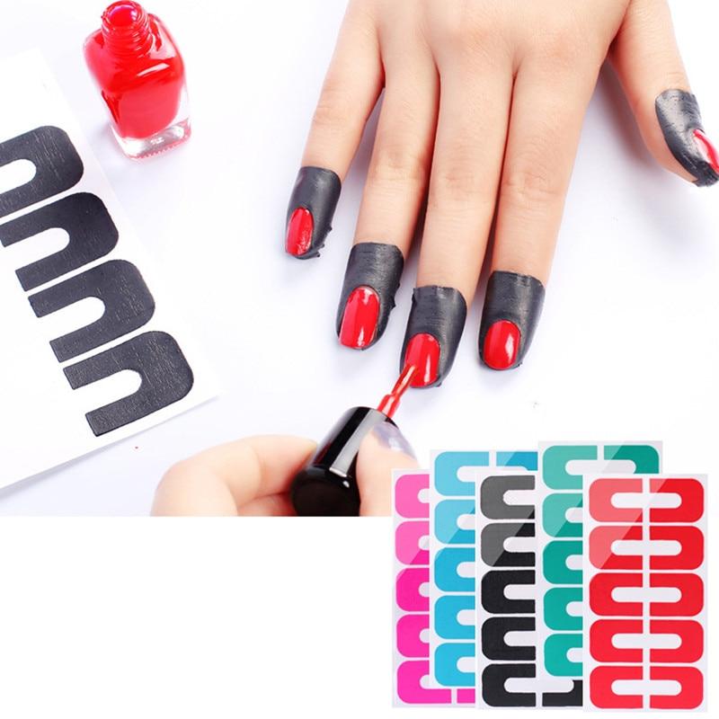 pcs pack nail polish anti spill
