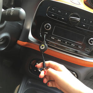 Cable Universal de Audio Jack a Jack 3,5 mm Retr/áctil para Auriculares