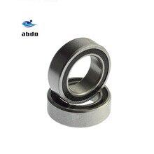 10 шт. высокое качество ABEC-5 6700 2RS 6700RS 6700-2RS 6700 RS 10x15X4 мм миниатюрный двойной резиновый уплотнитель глубокий шаровой подшипник