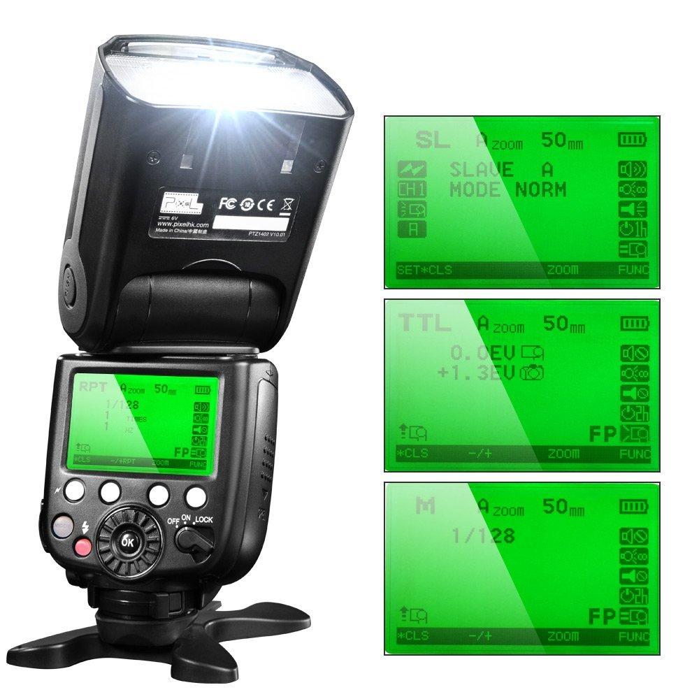 Радіо 2.4G TTL 1 / 8000S HSS бездротова - Камера та фото